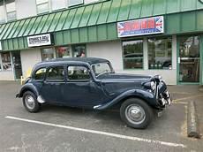 in the shop 1955 citro 235 n traction avant familiale owen