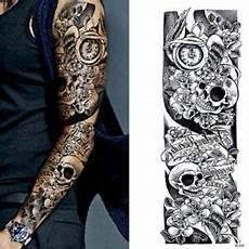 tattoovorlagen arm frau tempor 228 res totenkopf t 228 towierung design