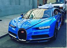New Bugatti Chiron by Bugatti Chiron Spotted On The Streets Of New York City