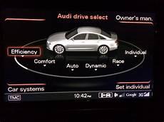 audi drive select audi drive select v racemode audiworld forums
