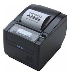 citizen ct s801 printer barcodes inc