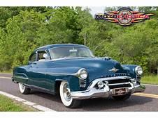 1950 Oldsmobile 98 Deluxe Club Sedan For Sale