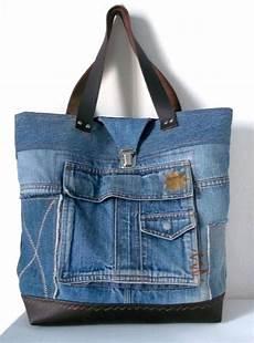 Comment Faire Un Sac A Avec Un Jean