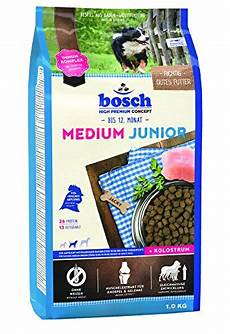 trockenfutter hund test bosch hundefutter medium junior 187 hundefutter test