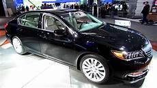 2014 acura rlx p aws exterior and interior walkaround 2013 detroit auto show youtube