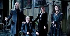harry potter 10 facts about the malfoy family screen rant