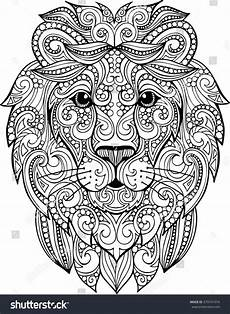 doodle zentangle illustration decorative