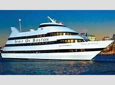 Spirit of Boston Dinner & Sunset Dinner Cruises