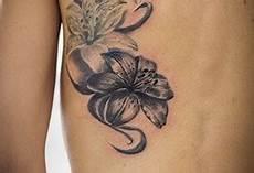 tatuaggi dei fiori tatuaggi con fiori tanti disegni floreali per il tuo corpo