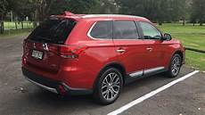 Large Diesel Suv by Mitsubishi Outlander 2017 Review Carsguide