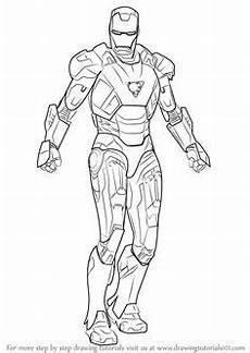Ironman Malvorlagen Pdf Dibujos Colorear Dibujos De Ironman Para Colorear 6