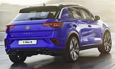 Vw T Roc R 2019 Motor Ausstattung Autozeitung De