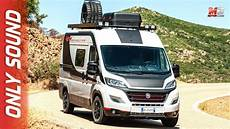 New Fiat Ducato 4x4 Expedition 2018 Test Drive