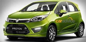 2015 Proton Iriz  First Look At New Malaysian City Car