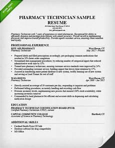 resume template for pharmacy tech pharmacy technician resume sle writing guide