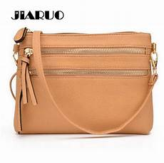 Multi Pocket Small Crossbody Bag jiaruo fashion multi zipper pocket small mini