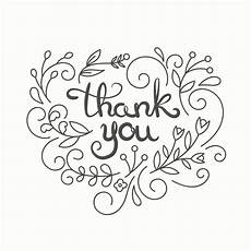 thank you card to template simple swirls thank you card template free greetings