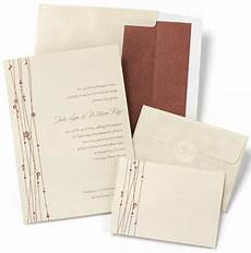 vines do it yourself wedding invitation kit of 50