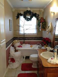 Decorations In Bathroom by 83 Best Jingle Bell Bathroom Images On