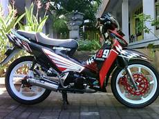 Supra X 125 Modifikasi Minimalis by Foto Modifikasi Supra X 125