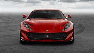 Ferrari 812 Car Superfast Front View Wallpaper HD And