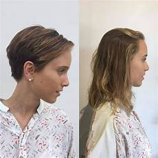2019 popular medium hairstyles for growing out a pixie cut