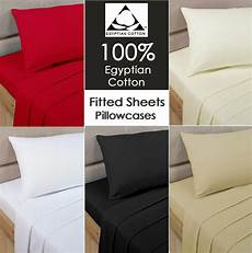 extra deep 16 quot 40cm deep 100 cotton fitted sheets 200 thread count ebay