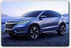 2018 2019 Honda Suv Concept A New Crossover From