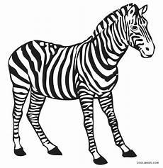Bilder Zum Ausmalen Zebra Free Printable Zebra Coloring Pages For