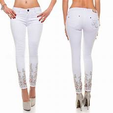 femme taille basse laly broderie dor 233 e