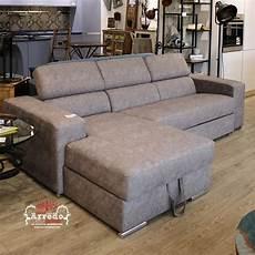 stock divani divano letto contenitore outlet arredamento vesto arredo