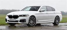 2021 Bmw 5 Series Facelift Rendering Has 3 Series