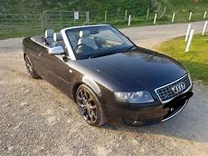 v8 audi s4 2004 audi s4 4 2 v8 cabriolet black vgc in southwick east sussex gumtree