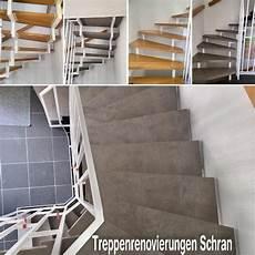 treppenrenovierung und treppensanierung mit blockstufen