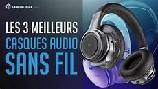 top 3 meilleur casque audio sans fil 2020 comparatif