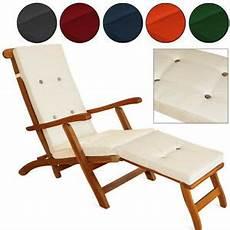 detex 174 coussin chaise longue 173 cm couleur au choix