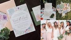 amethyst succulents boho wedding inspiration kent invitation suite whimsy design studio