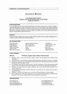 good resume profile exles 2016 slebusinessresume