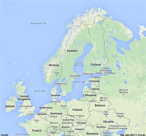Gothenburg Google Maps