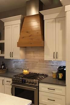 wood covered vent wood look ceramic tile backsplash