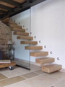 escalier bois droit suspendu int 233 gral quot cr 233 asfer quot ch 234 ne 176 escalier suspendu