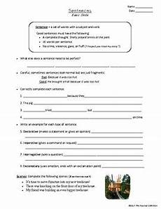 writing skills worksheets by the harstad collection tpt