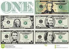 48 dollars en euros currency denominations stock vector illustration of