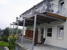 stahlkonstruktion terrasse kosten terassen schlosserei rodenbach de