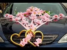 car decoration of cars in wedding youtube