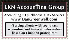 lkn accounting group 2012 personal income tax checklist