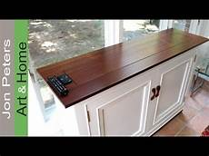 how to build a tv lift cabinet the top