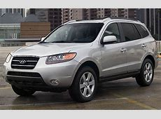 Used 2007 Hyundai Santa Fe Pricing   For Sale   Edmunds