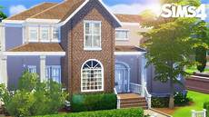 American House Construction Sims 4