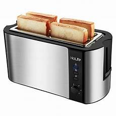 holife 4 slice slot toaster best prime